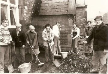 Spring Clean 1982