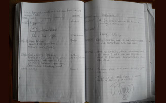 Comments Book